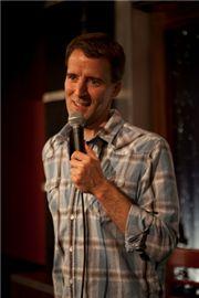 Comedian Juston McKinney at Camden Opera House   Boothbay Register
