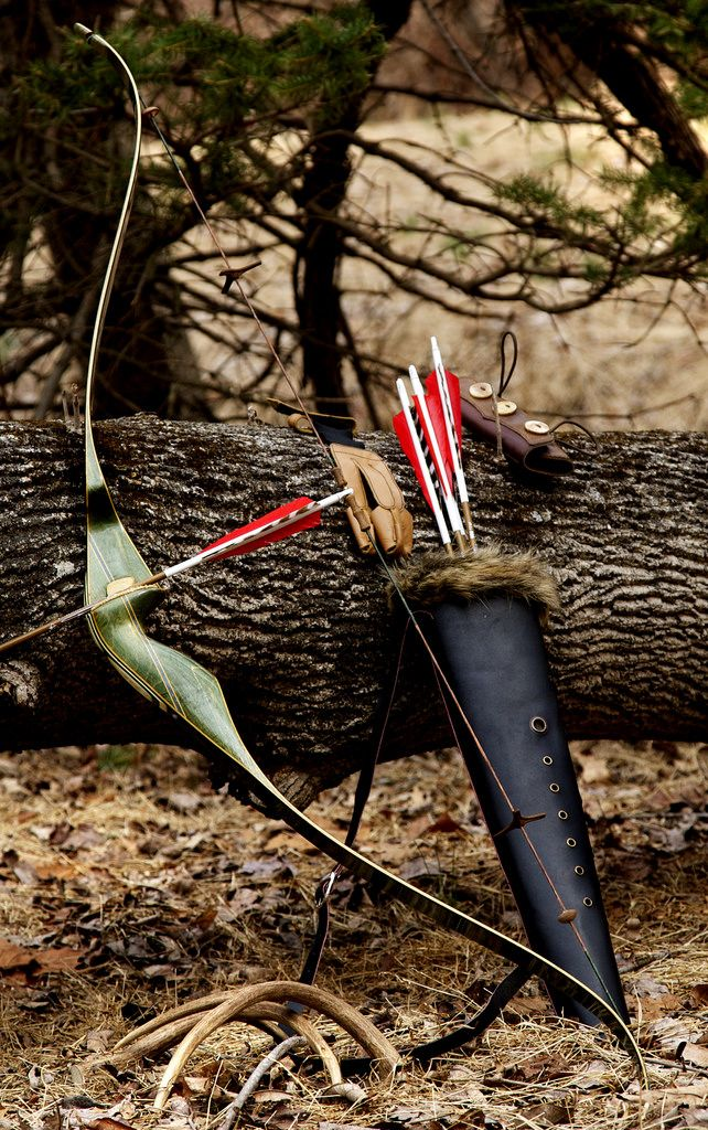 All sizes | Editorial - Vintage Fred Bear Kodiak Magnum Recurve | Flickr - Photo Sharing!
