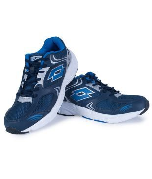 Lotto Blue Running Sport Shoes
