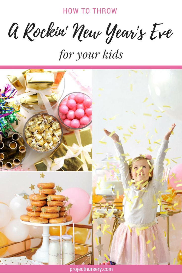 205 best New Years Eve with Kids images on Pinterest | Kid projects ...