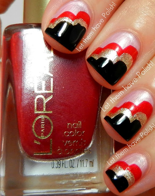 Let them have Polish!: With my Nails in the Clouds