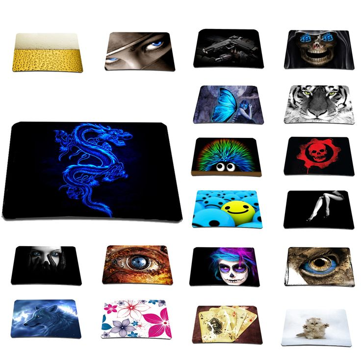 tapis de souris boys girls gaming laser mouse mat new anti-slip slim mat mousepad free size laptop trackball mouse pad mice pads