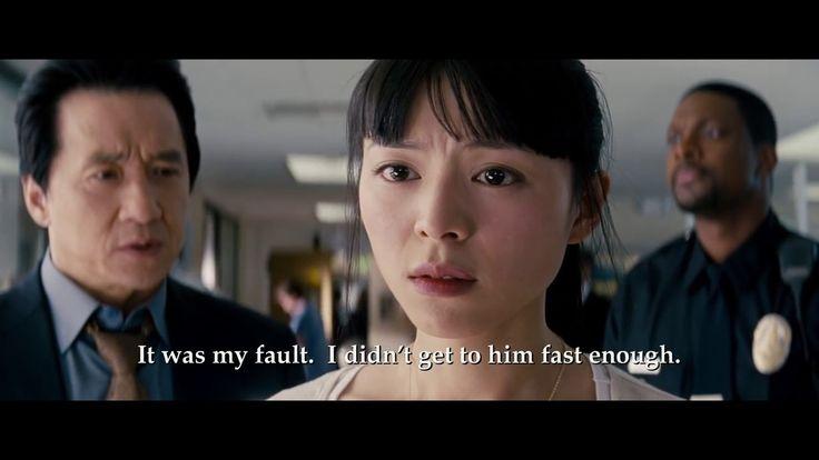 Час пик 3 (Джеки Чан)
