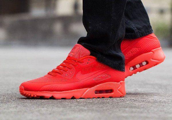Nike Air Max 90 Ultra Moire Crimson