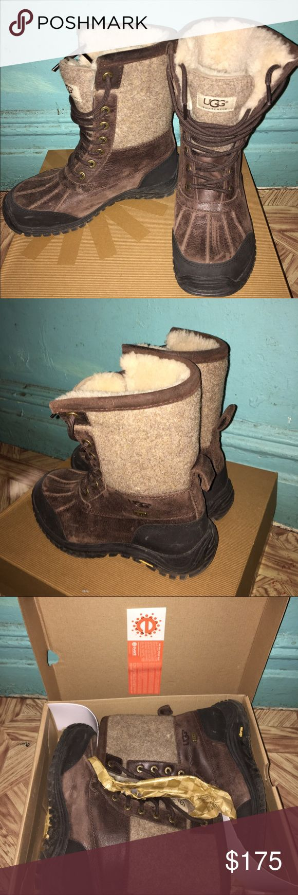UGG Adirondack Boot II 1008465 In perfect condition only worn a few times last year. Comes with box and all. UGG Shoes Winter & Rain Boots