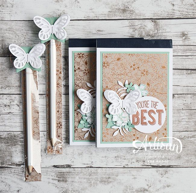 Stampin' Cards and Memories: Artisan Design Team 2015-2016 Bloghop #12