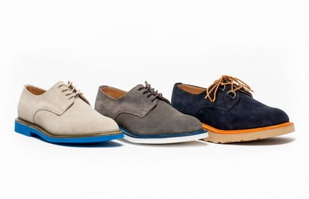 Love the Biedge & Grey- Mark McNairy x Norse Store