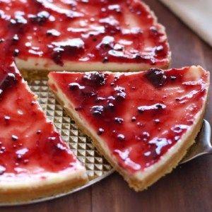 Cheesecake (de yoghurt)