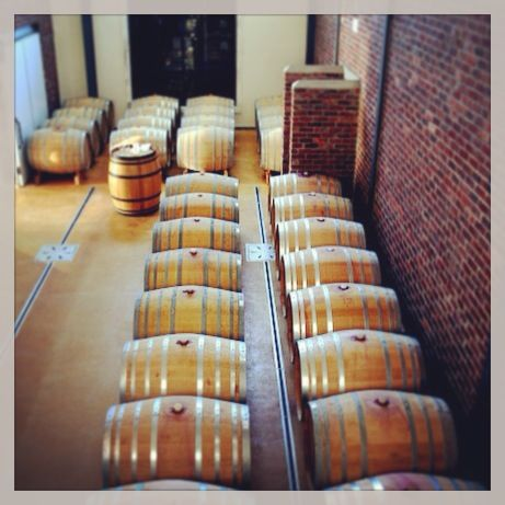 Our Anwilka 2013 is almost ready for bottling! Watch this space… #wine #bottling #anwilka