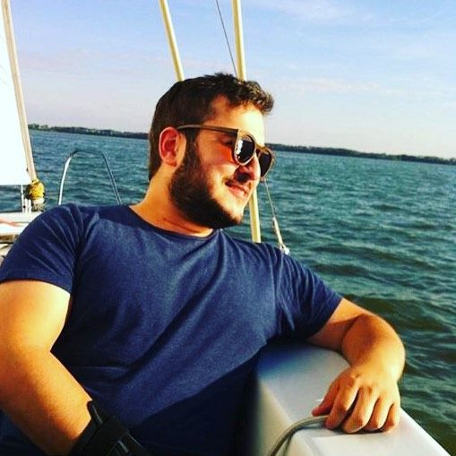 Rocking the brown Yacht Club Conqueror like a pro! We still got few pairs left, ready to ship your way! ⚓️ | #YachtClubAccessories #YCA #YachtClubShades |  _ _ _ _ _ _ _ _ _ _ _ _ _ _ _ _ _ _ _ _ _ _ _ _ _ _ _ _ _ _  YACHTCLUBACCESSORIES.COM   LINK IN BIO  info@yachtclubaccessories.com