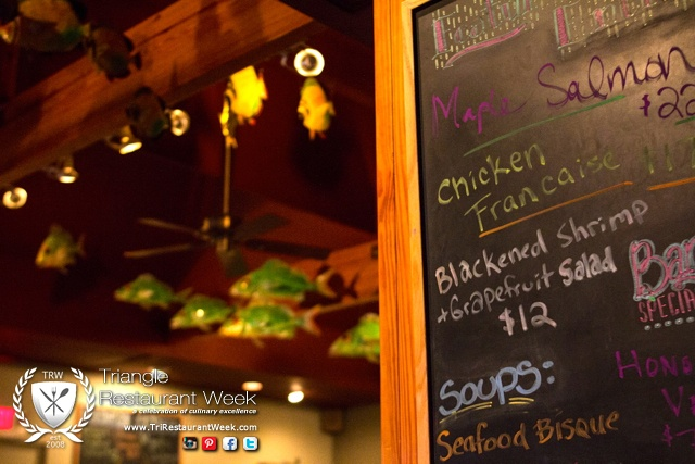 Irregardless Cafe Brunch Menu