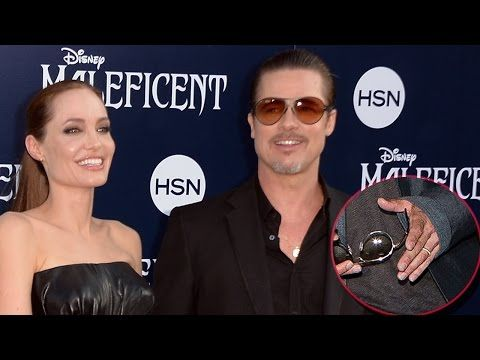 Brad Pitt and Angelina Jolie Officially Married - Kupdates - Latest News and Updates
