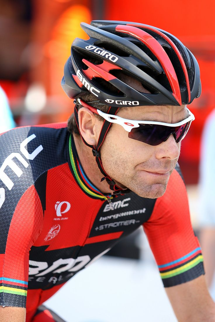2014 Tour Down Under - Stage 6 Getty Images Yahoo! Sports - ADELAIDE, AUSTRALIA - JANUARY 26: Australian cyclist Cadel Evans of the BMC Racing team prepares before Stage Six of the Tour Down Under on January 26, 2014 in Adelaide, Australia. (Photo by Morne de Klerk/Getty Images)
