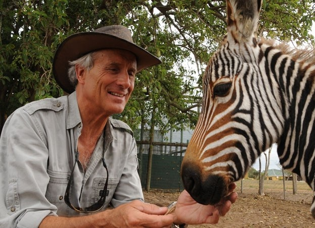 Jack Hanna - 30 yeas strong and still the man, Jack is truly the God Father of animal conservation and education...and a constant inspiration and influence of mine!
