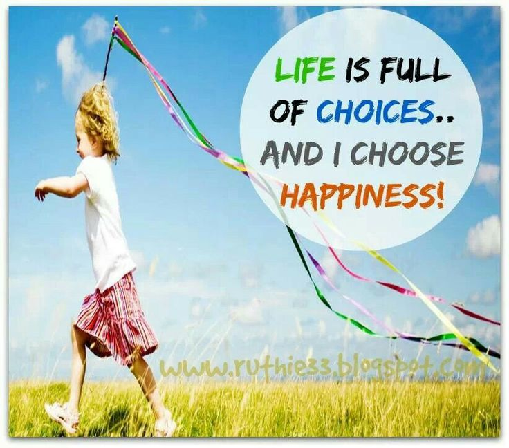 life is full of choices essay