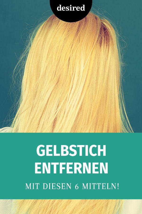 Gelbstich entfernen: Mit diesen 6 Tipps! | desired.de