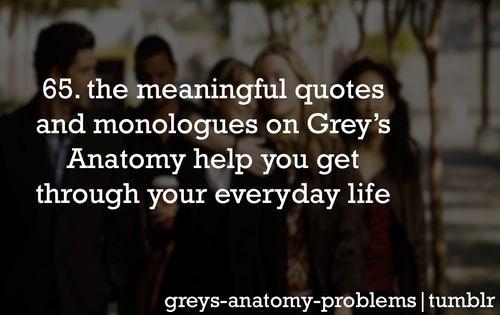 grey's anatomy problems - Google Search