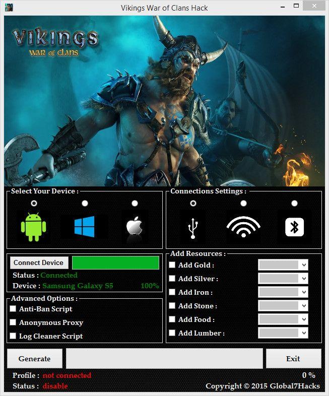 Vikings War Of Clans Hack Apk