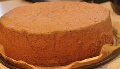 Vizes piskóta, ami garantáltan szép magas lesz és nem kell bele sütőpor!