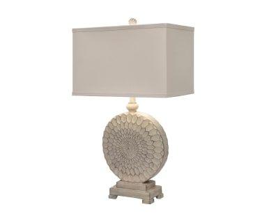 Настольная лампа Sun Dance - канифоль, 77 см