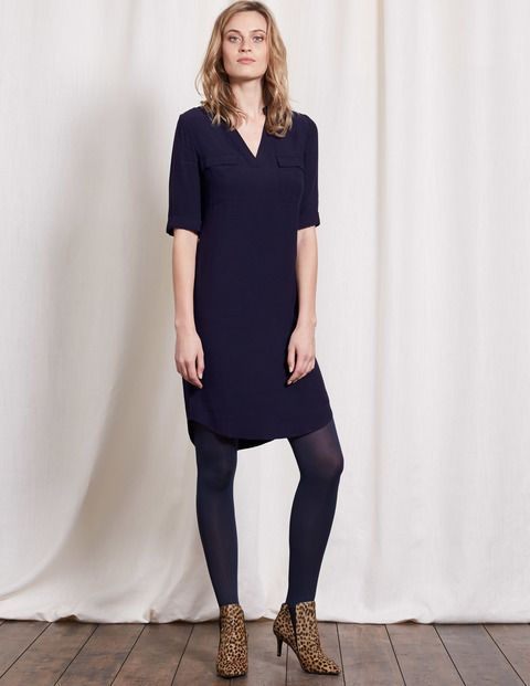 Ines Dress WW141 Day Dresses at Boden