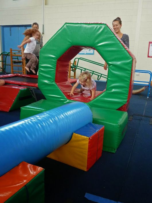 At Seacliff KinderGym we use music to encourage cross patterning, stimulating the brain and an extensive variety of stimulating sensory equipment to challenge your child.