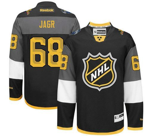 Panthers #68 Jaromir Jagr Black 2016 All Star Stitched NHL Jersey Cheap Offers on Jerseys online