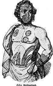 John Rutherford, the white New Zealander.