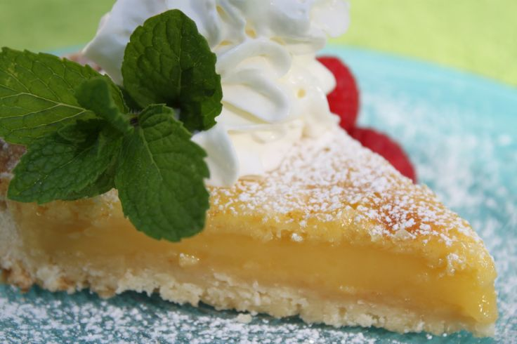 Lemongrass Lemon Tart with Coconut Shortbread Crust (Day Four of Lemon ...