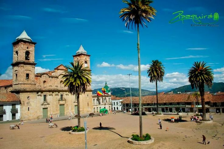 ZIPAQUIRA COLOMBIA!!