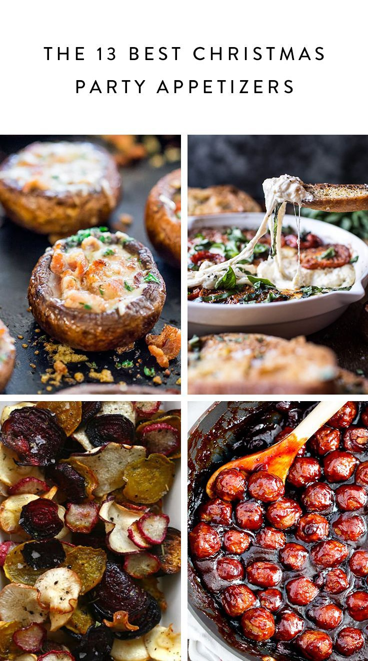 13 Best Fall Party Recipes