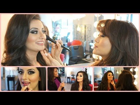 Looking For a Romantic & Sexy Date Look? Try This Victoria's Secret Angel Makeup Look!