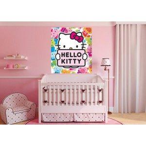 Hello Kitty poszter (180 x 202 cm)