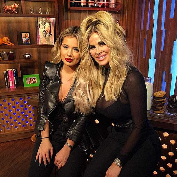 Kim Zolciak-Biermann Explains Why She Let Daughter Brielle Get Lip Fillers: 'Why…