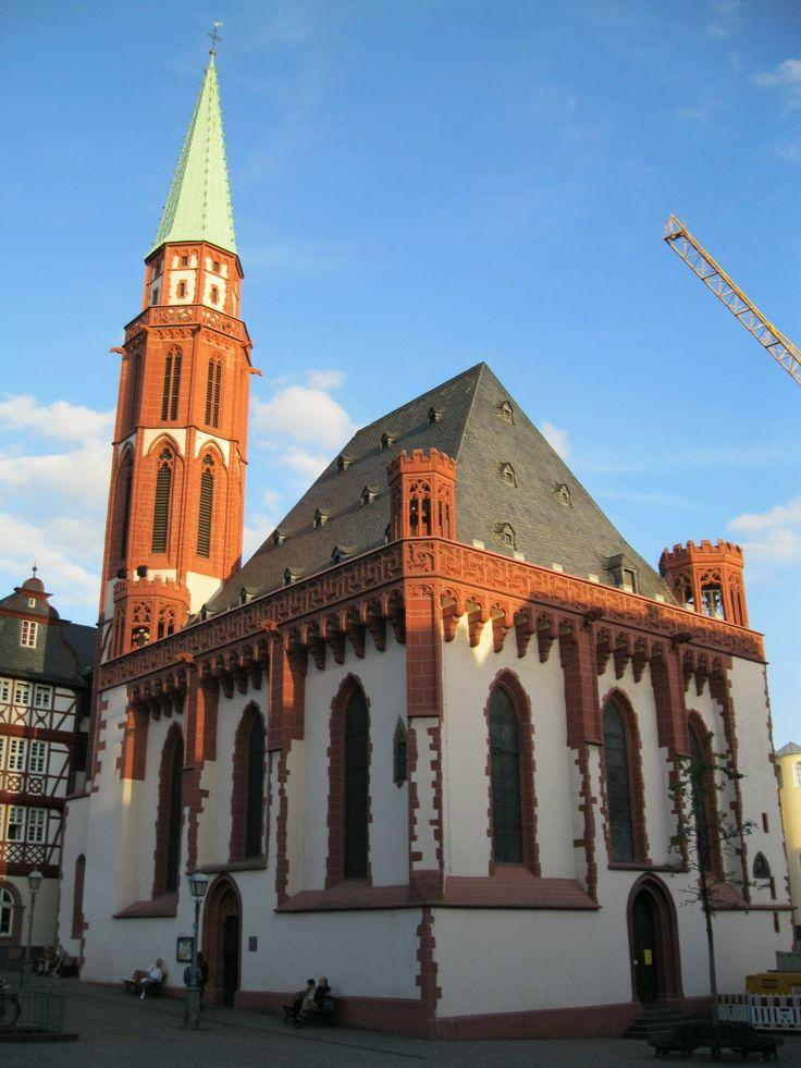 Frankfurt City Church