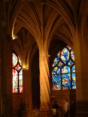 St. Severin is located in Paris: Paris Latin, Stained Glasses Window, Jeans René, Paris Th, Sacrement Stained, Church Stained, Church Window, Paris Church, Paris Breathtak
