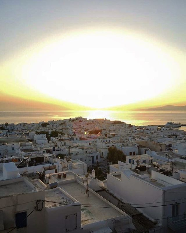 White Sunset...#sunset #mykonos #μύκονος #mykonosisland #mykonostown  #greece #throwback #greek #mediterranean #vacation #summer #tourist #island #bestoftheday #picoftheday #travel #travelgram #traveladdict #travelstoke  #instatravel #like4like  #greekisland #beautiful #ελλάδα #cyclades #europe  #travelphotography by simonevisentin16. mediterranean #tourist #travel #mykonostown #mykonos #picoftheday #instatravel #travelphotography #greece #like4like #beautiful #sunset #europe #summer…