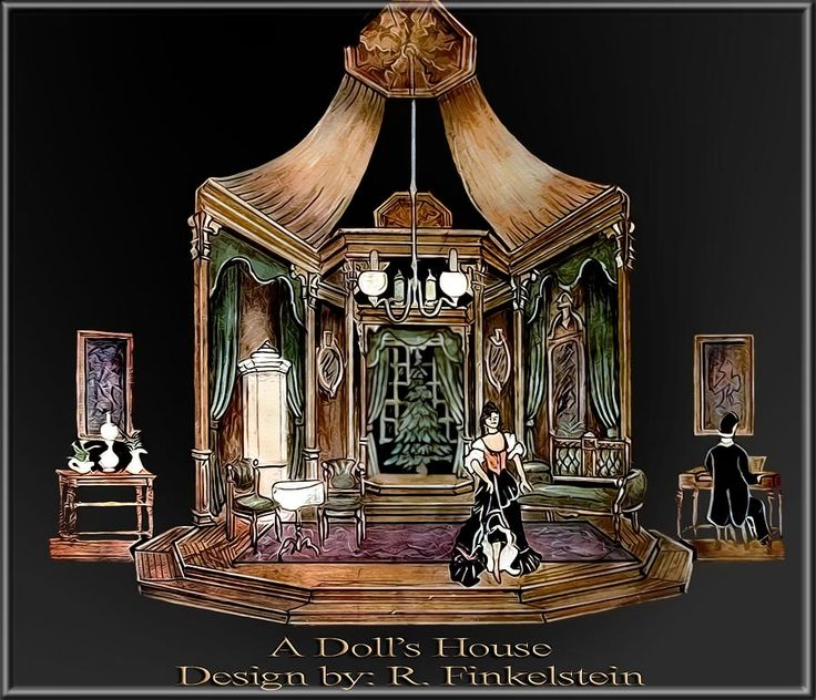 the dolls house essay The themes of objecthood and feminine liberation in henrik ibsen's a doll's house as conveyed through the characterization of torvald and nora, diction, stage directions and structure in two integral scenes.