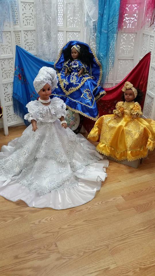 Yemaya, Oshun y Oshanla