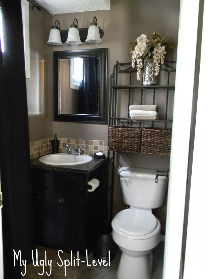 10 DIY Great Ways To Upgrade Bathroom 2