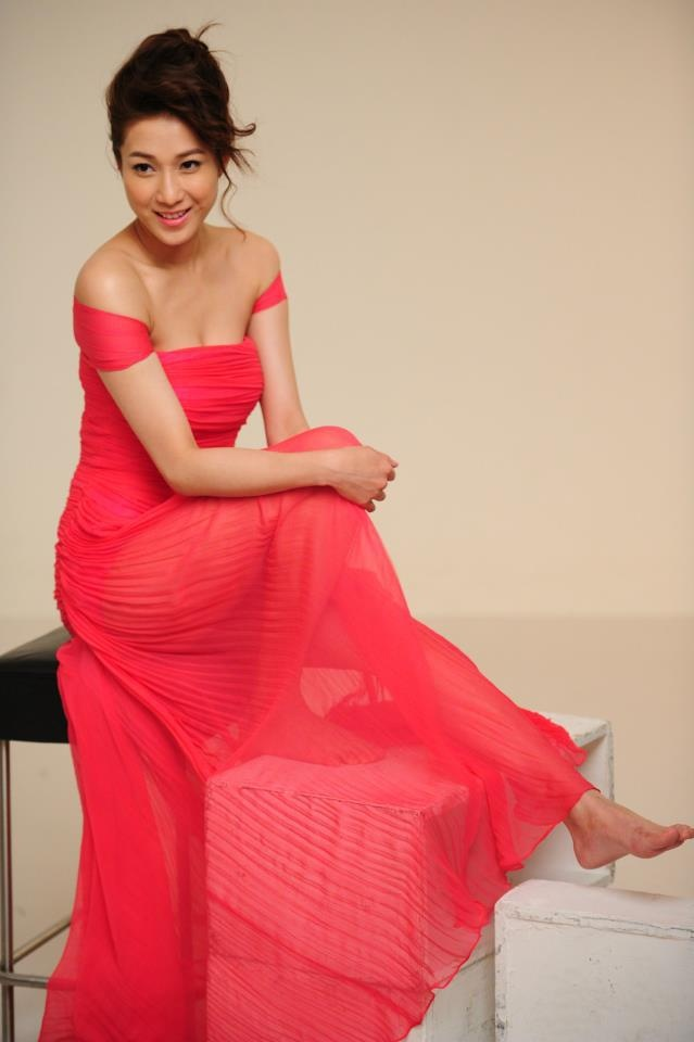 Linda Chung! Def. one of my favorite singers, but my fiancé likes her as an actress.