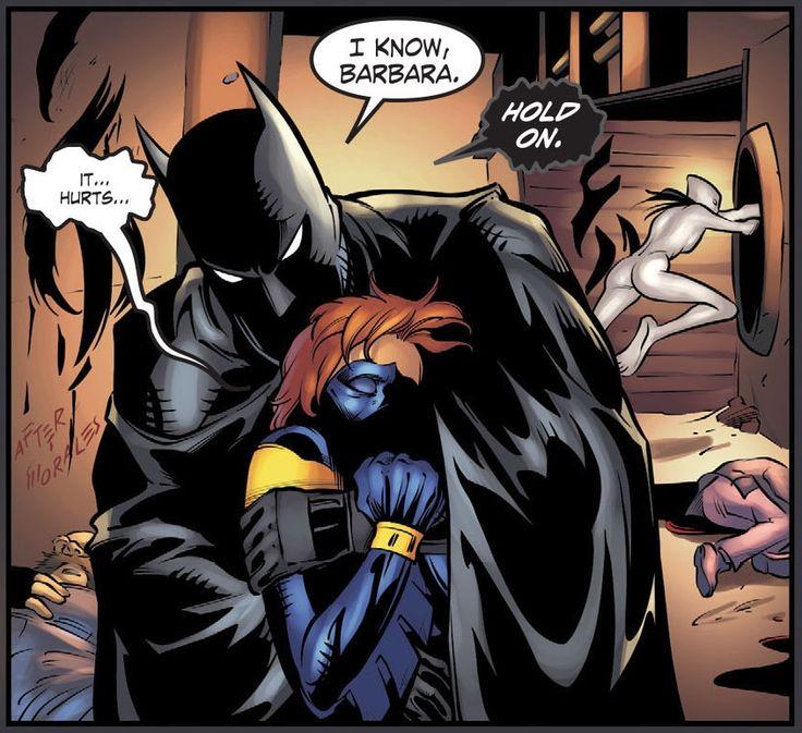 84 best Barbara Gordon images on Pinterest | Batgirl ...