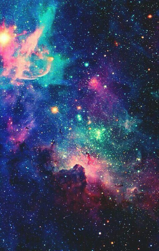 Resultado de imagen para fondos azules galaxy tumblr