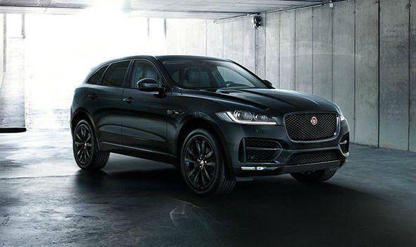 2019 Jaguar F Pace Srv Black In 2020 Black Jaguar Car Jaguar