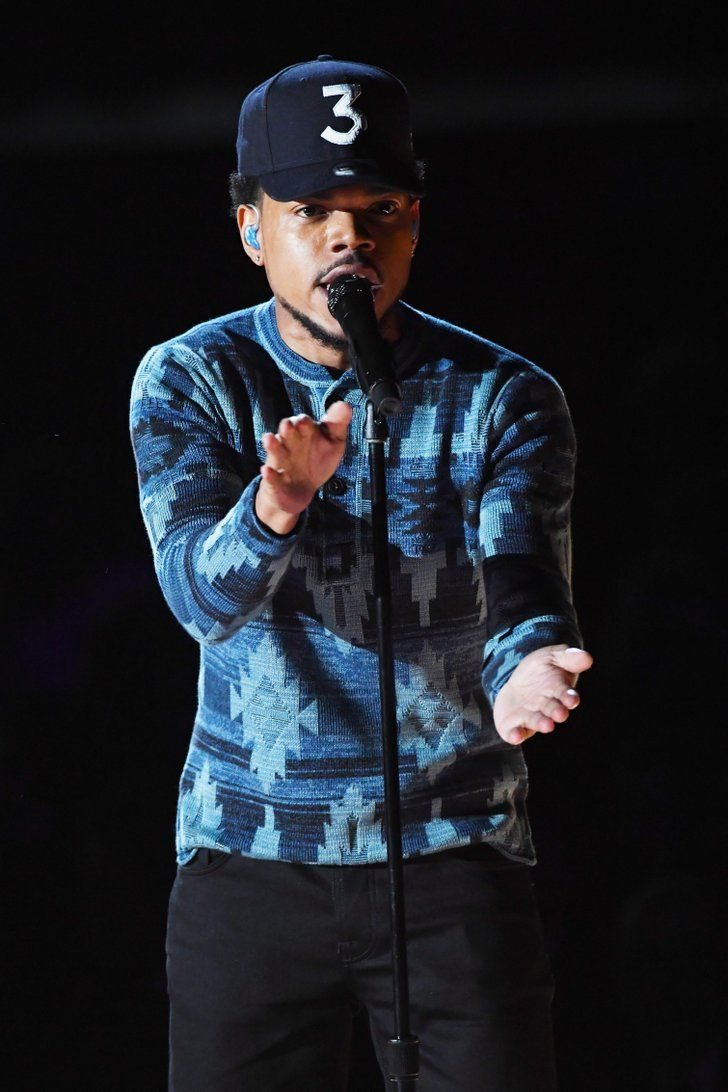 Chance the Rapper's Performance at the 2017 Grammys Will Send Chills Down  Your Spine