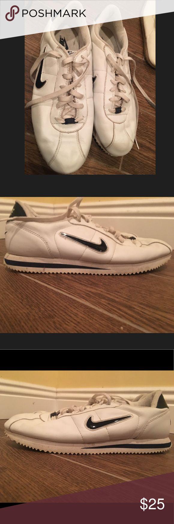 Nike Cortez '72. Mens US size 11.5. Nike Cortez '72 White Shoes Mens US size 11.5. Nike Shoes