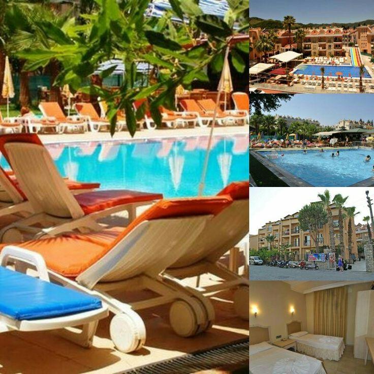 Bugün ekonomik bir otel önerimiz olacak:  Club Dena Hotel - Marmaris  Özel indirimli fiyatlar için: 08503333142  http://www.heryerdentatil.com/club-dena-otel-marmaris.html