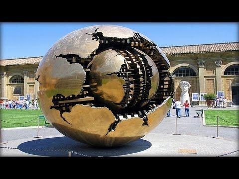 Древние знания спрятаны в Ватикане - YouTube