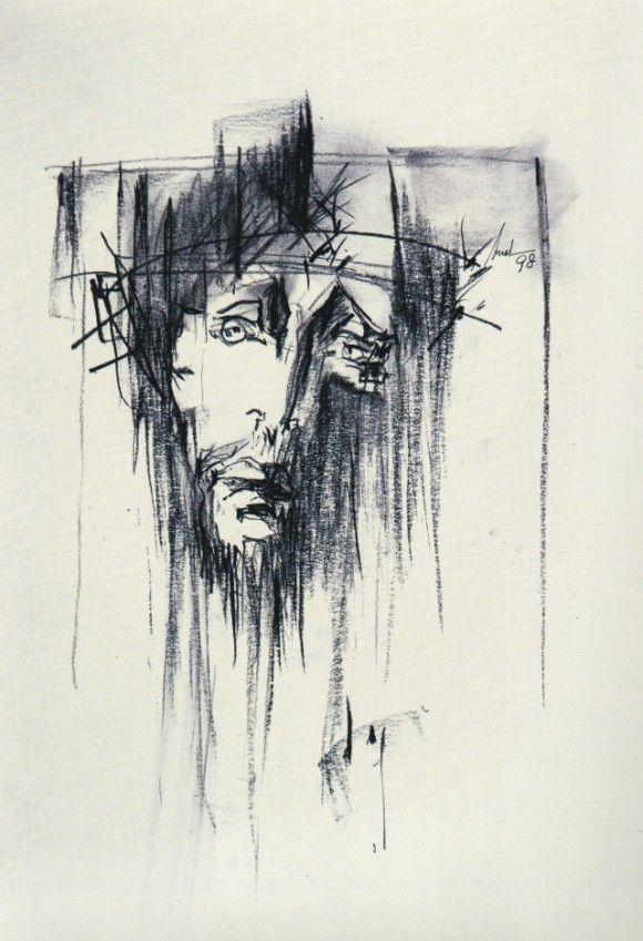 """""""Cristo"""" (Christ) - Artur Bual, 1998"""