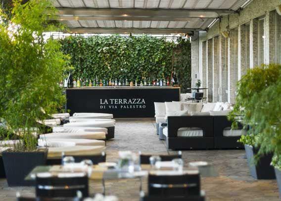 Resultado de imagen de terrazza via palestro